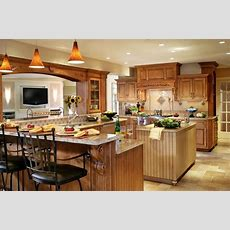 Most Beautiful Kitchens  Traditional Kitchen Design 13