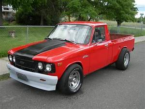 Carcrazys35ford 1977 Chevrolet Luv Pick