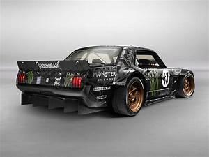1965 Ford Mustang Hoonicorn RTR: 850hp