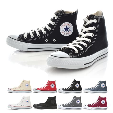 Raiders Converse Sneakers All Stars Higher