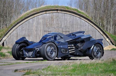 batman real car real life arkham knight batmobile the awesomer