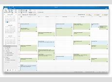 Outlook 2016 users can now preview Google Calendar integration