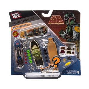 Tech Deck Finger Skateboards by Spin Master Star Wars Tech Deck Board Shop Star Wars
