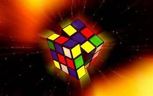 Download Rubik Cube Game 4K Wallpaper for desktop, mobile