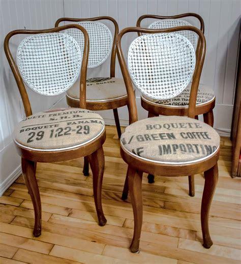 comment recouvrir des chaises l 39 upcycling selon dion de la ruelle au salon