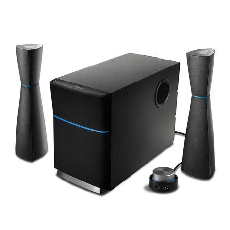 canadian speakers bureau m3200 2 1 multimedia audio speaker system edifier canada