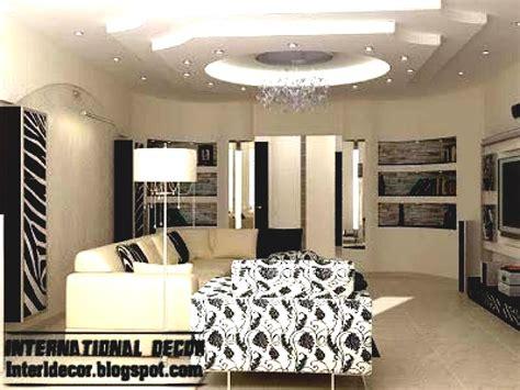 Modern Gypsum Ceiling Decoration Integralbookcom