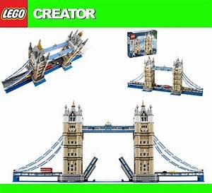 Lego Tower Bridge : new exclusiv lego 10214 london tower bridge 4295pcs hard ~ Jslefanu.com Haus und Dekorationen