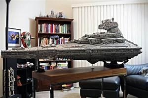 20,000-plus Pieces LEGO Star Destroyer Has Interior That ...