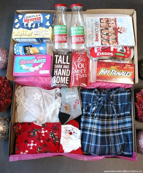 date night before christmas box fun diy free printable