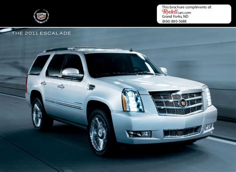 Rydell Chevrolet Buick Gmc Cadillac by 2011 Cadillac Escalade In Grand Forks Nd Rydell