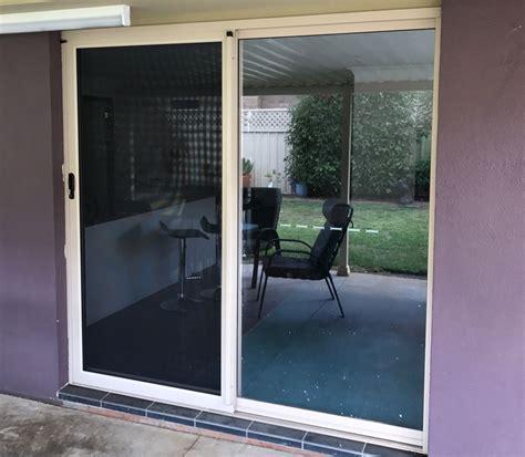 Sliding Security Screen Door Stainless  Custom Made Ebay