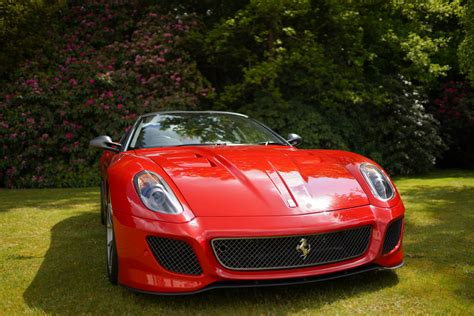 The gto moniker is not something ferrari takes lightly. MATCHING PAIR - FERRARI 599 APERTA AND 599 GTO - Carr Watches