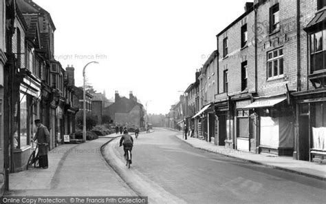 photo  bromsgrove worcester street  francis frith