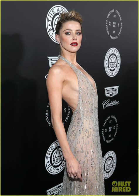 Amber Heard Shines At Art Of Elysium Gala Photo 4008974