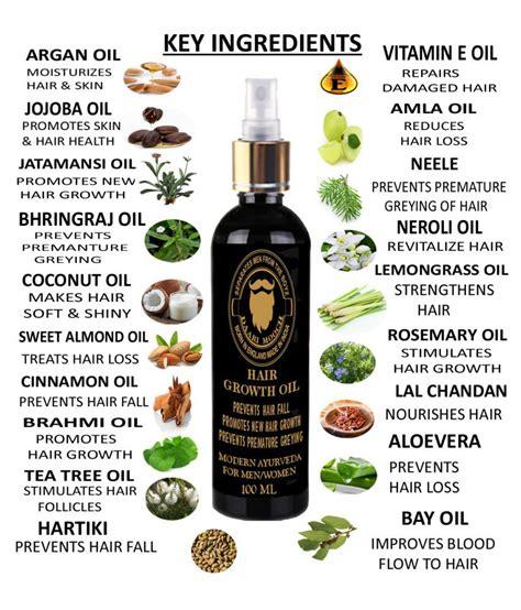 Daarimooch 19 Ayurvedic Herbs Hair Growth Oil 50 Ml Buy