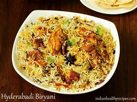 Kitchens Of India Hyderabadi Biryani by Hyderabadi Biryani Recipe How To Make Hyderabadi Biryani