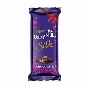 Cadbury Dairy Milk Silk Chocolate Bar 60 Gm Buy Online At