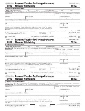 california department of revenue form 592 fill online