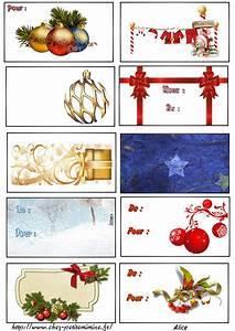 étiquettes De Noel à Imprimer : bricolages divers ~ Melissatoandfro.com Idées de Décoration