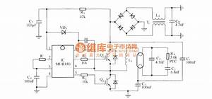 Low Cost Cfl Electronic Ballast Circuit With Igbt Switch