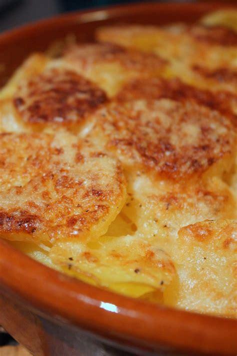 recette avec boursin cuisine gratin de pommes de terre au boursin cuisine chez requia cuisine et confidences