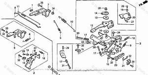 Honda Small Engine Parts Gx620 Oem Parts Diagram For
