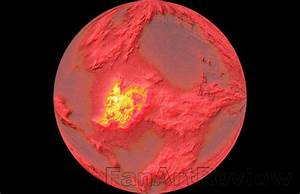 Earth, The Other Red Planet by USWA6346