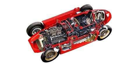 Formula Boats Clothing by Lancia D50 Cutaway Wallpaper Silodrome