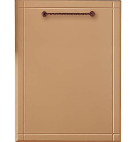 zbdvii ge monogram fully integrated dishwasher  monogram collection