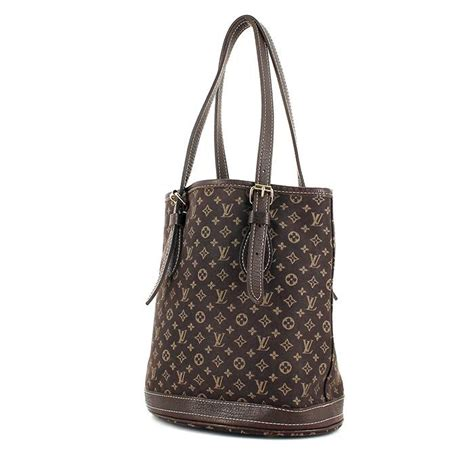 louis vuitton bucket tote  collector square