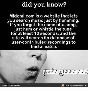 Did You Know? Midomicom Is a Website That Lets You Search ...