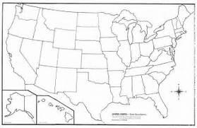 Us Map Blank Outline Us Map Blank Outline United States Map - Us map blank worksheet