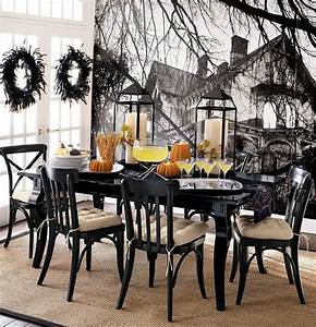 21, Funny, U0026, Cute, Ideas, For, Halloween, Table, Decorations