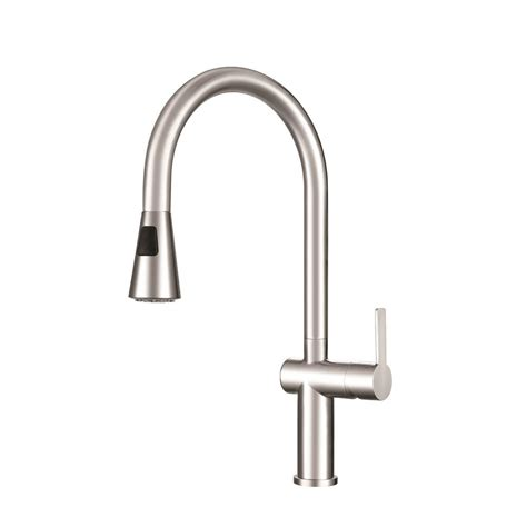 franke stainless steel pull down faucet pull down