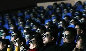 China To Surpass America In Box Office Sales Next Year…