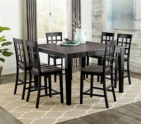 Set Salem salem counter height dining room set progressive furniture