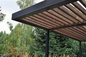 Sonnensegel Pfosten Holz : warum ist die pergola aus metall so toll ~ Michelbontemps.com Haus und Dekorationen