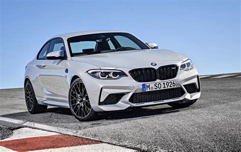 Bmw M2 Competition Revealed, Gets S55 M3m4 Twinturbo