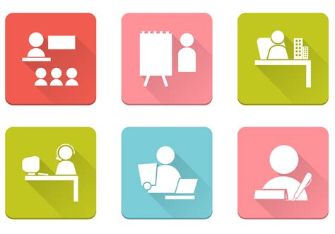 business people icons psd pack  photoshop brushes
