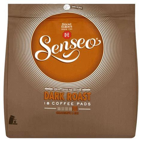 Douwe Egberts Senseo Dark Roast 18 Coffee Pods | Approved Food