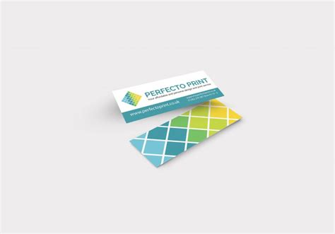 Small Mini Business Cards