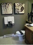 Bathroom Decorations by Modern Bathroom Wall Art Models Decozilla