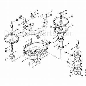 Stihl Bt 360 Auger  Bt 360  Parts Diagram  H