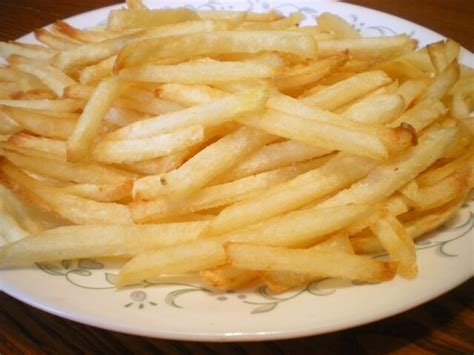 Home Made Fries by Crispy Fries