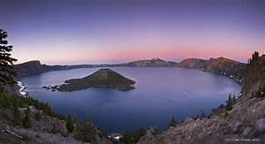 Evanescent Light   Crater Lake