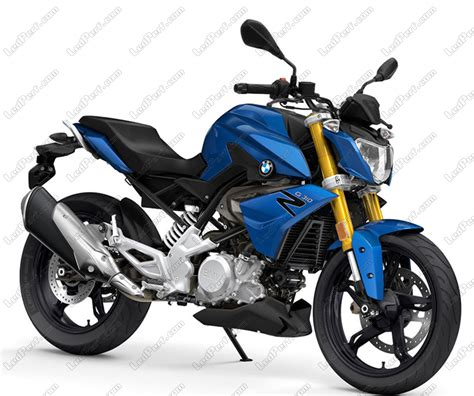 Modification Bmw G 310 R by Pack Led License Plate For Bmw Motorrad G 310 R