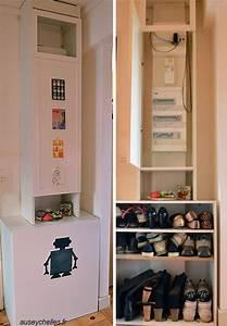 Cache Compteur Electrique : le dimanche on s 39 inspire hacks de meubles ikea ~ Melissatoandfro.com Idées de Décoration