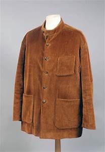 Pantalon Velours Homme Grosses Cotes : arnys paris veste foresti re en velours de coton ~ Melissatoandfro.com Idées de Décoration