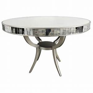Silverado Round Dining Table CB2